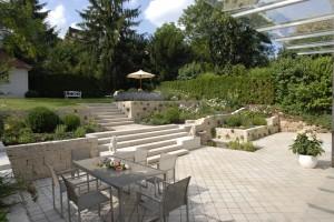 Garten-aesthetisch