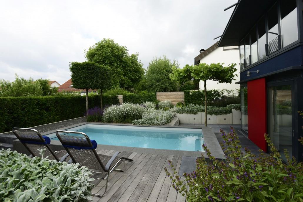 Die pflanze frank dahl gartenkontor for Bauhaus pool
